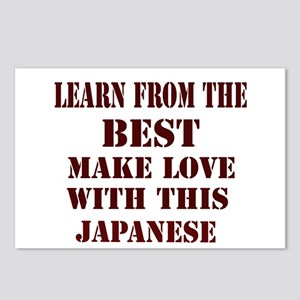 Learn best from Japan Postcards (Package of 8)
