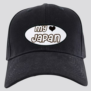 my heart Japan Black Cap