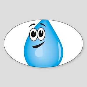 Water Drop Sticker