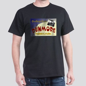 Greetings From Dunmore Dark T-Shirt