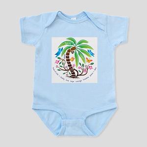 Infant Bodysuit/Tropical Tree of Life