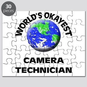 World's Okayest Camera Technician Puzzle