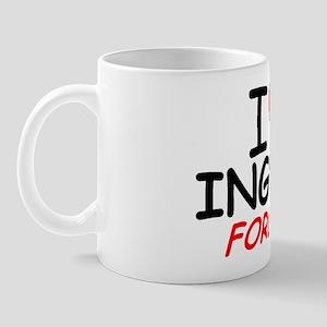 I Love Ingrid Forever - Mug