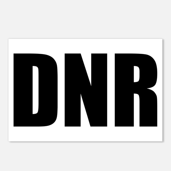 DNR  Postcards (Package of 8)