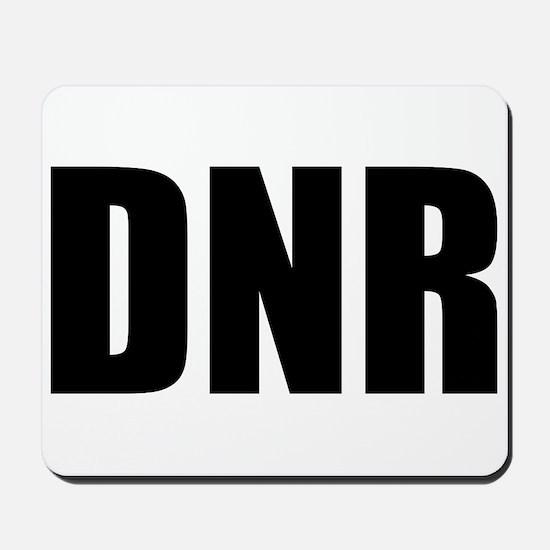 DNR  Mousepad