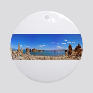 Mono Lake Round Ornament