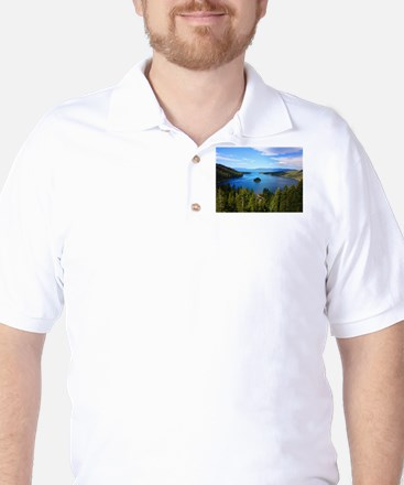 Emerald Island Golf Shirt