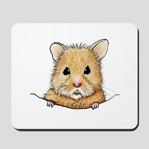Pocket Hamster Mousepad