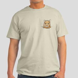 Pocket Hamster Light T-Shirt