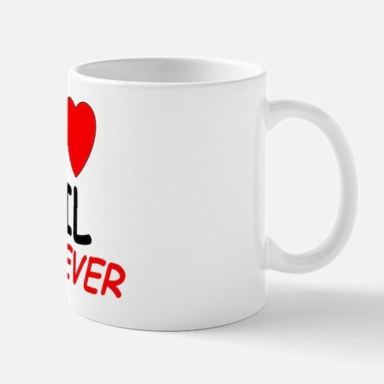 I Love Gil Forever - Mug