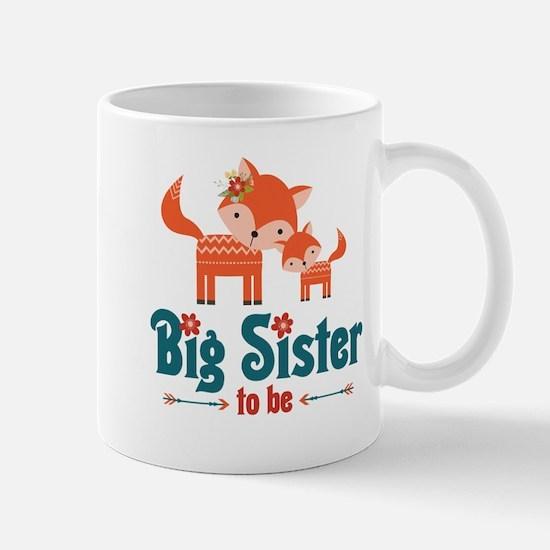 Big Sister to Be Mug