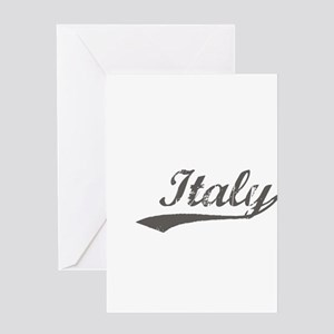 Italy flanger Greeting Card