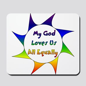 Equal Love Mousepad