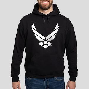 USAF Logo Hoodie (dark)