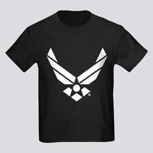 USAF Logo Kids Dark T-Shirt