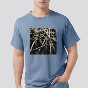 Mangrove roots one seedling Mens Comfort Colors Sh
