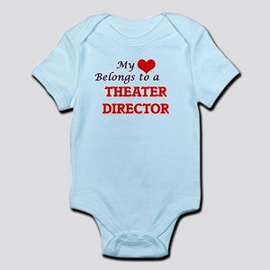 My heart belongs to a Theater Director Body Suit