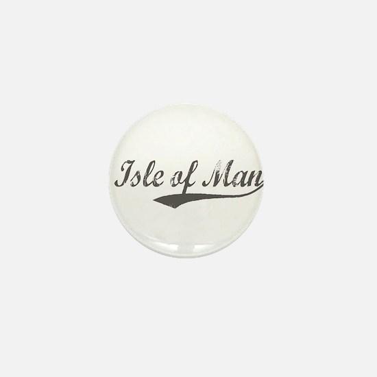 Isle of Man flanger Mini Button