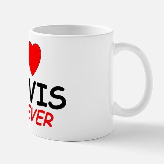 I Love Jarvis Forever - Mug