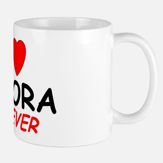 I Love Kimora Forever - Mug