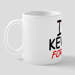 I Love Keven Forever - Mug