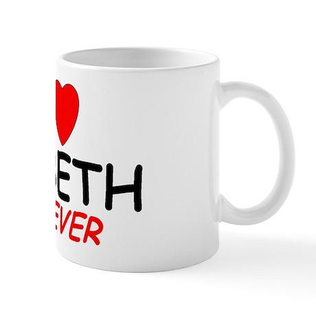 I Love Lizbeth Forever - Mug