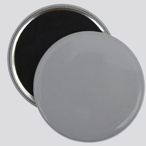 Heather Gray Solid Color Magnets