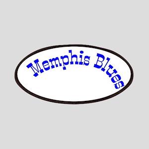 Memphis Blues Patch