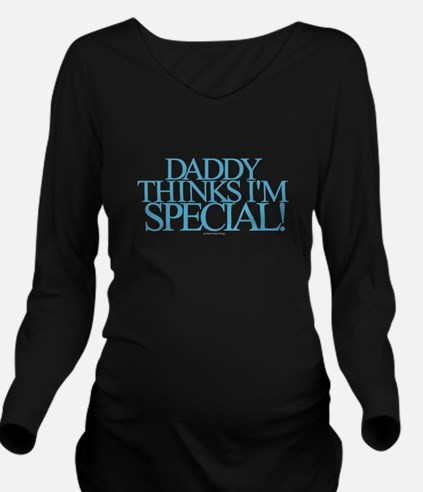 Daddy Special Long Sleeve Maternity T-Shirt