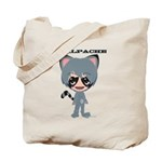 Evilpache Tote Bag