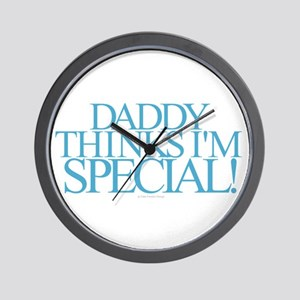 Daddy Special Wall Clock