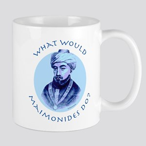 What Would Maimonides Do? Mug