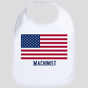 Ameircan Machinist Bib
