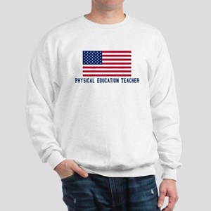 Ameircan Physical Education T Sweatshirt