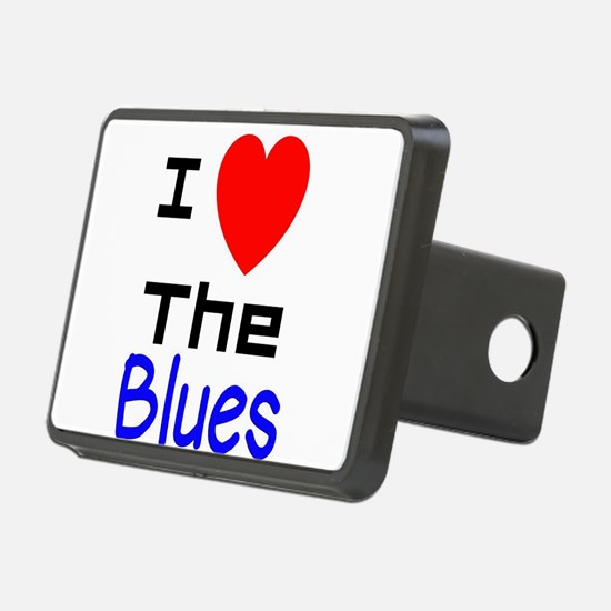 I LOVE The Blues Hitch Cover
