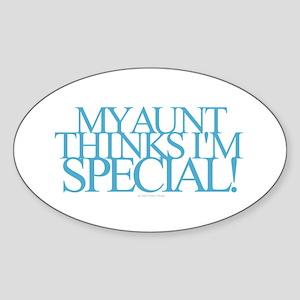 My Aunt Sticker