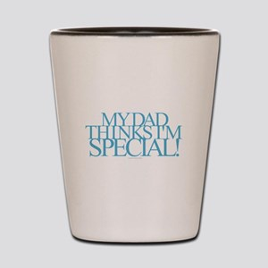 Dad Special Shot Glass