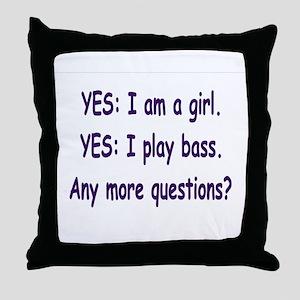 Iamthebassplayer10c10png Throw Pillow