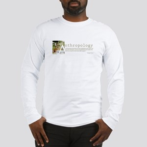 Margaret Mead Long Sleeve T-Shirt