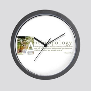Margaret Mead Wall Clock