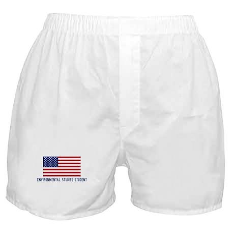 Ameircan Environmental Studie Boxer Shorts