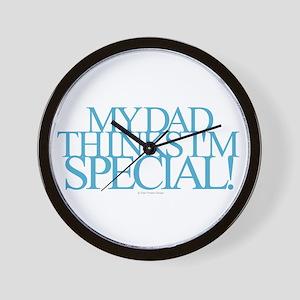 Dad Special Wall Clock