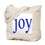 277.joy.. Tote Bag