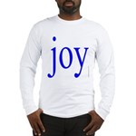 277.joy.. Long Sleeve T-Shirt