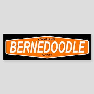 BERNEDOODLE Bumper Sticker