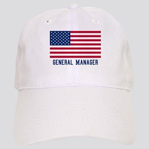 Ameircan General Manager Cap
