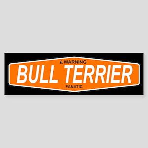 BULL TERRIER Bumper Sticker