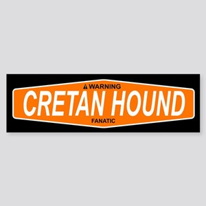 CRETAN HOUND Bumper Sticker