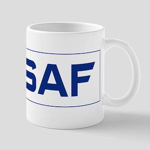 Logo USAF Mug