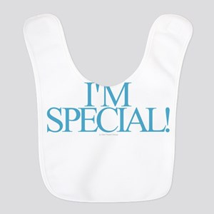I'm Special Polyester Baby Bib